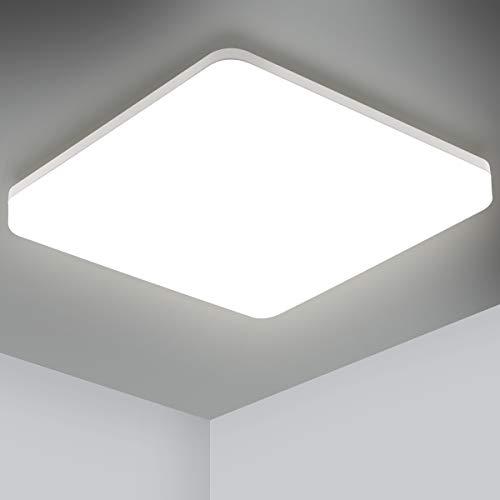 Oeegoo 18W LED Deckenleuchte Bad, 1800LM...