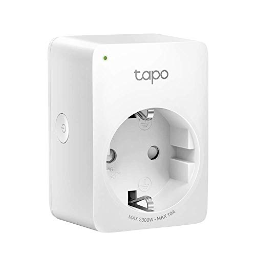 TP-Link Tapo WLAN Smart Steckdose Tapo P100, Smart...