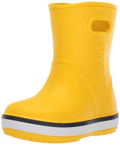 crocs Unisex-Kinder Crocband Rain Boot K...