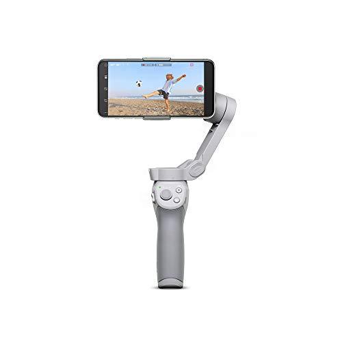 DJI OM 4 - Handgeführter Smartphone-Gimbal mit...