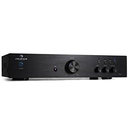 auna AV2-CD508, HiFi Audio-Verstärker, Stereo...