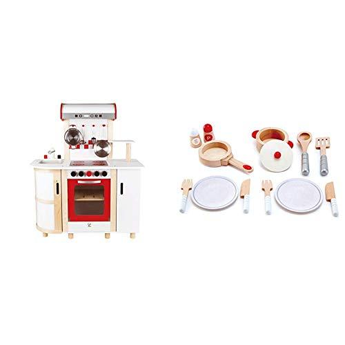 Hape E8018 - Küchentraum, Kinderküche inklusive...