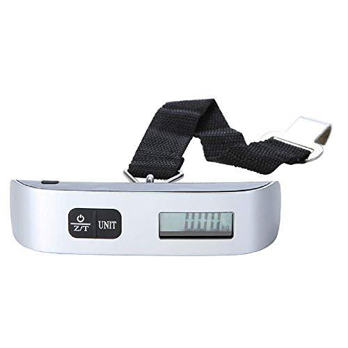 Relaxbx Taschenwaage, 50 kg, mit Haken,...