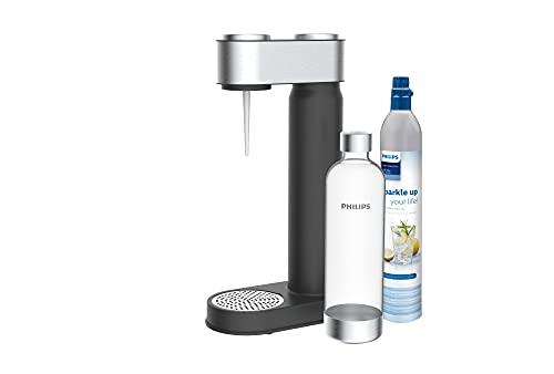 Philips ADD4902BK/10 GoZero Sprudelwasserbereiter,...