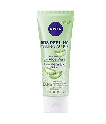 NIVEA Reis Peeling Bio Aloe Vera, natürliche...