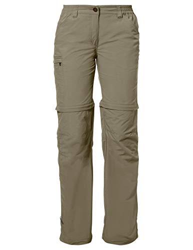 VAUDE Damen Hose Women's Farley ZO Pants IV,...