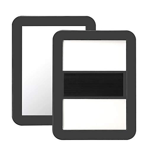 BaiJ Magnet Spiegel für Schulspind,Kleiner...