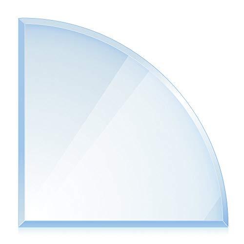 bijon® Funkenschutz-Platte mit Facettenschliff |...