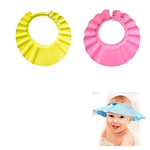 YANGJI 2Pcs Baby Shampoo Cap,Haare waschen ohne...