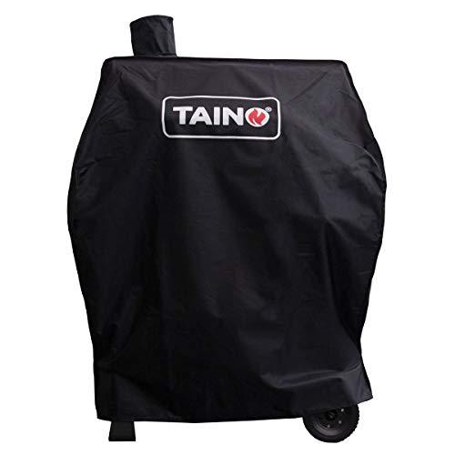 TAINO Hero BBQ Smoker GRILLWAGEN Holzkohle Grill...