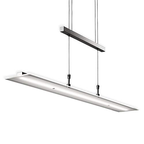 B.K.Licht I dimmbare LED Pendelleuchte I 20 W LED...