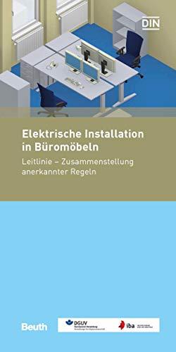 Elektrische Installation in Büromöbeln:...