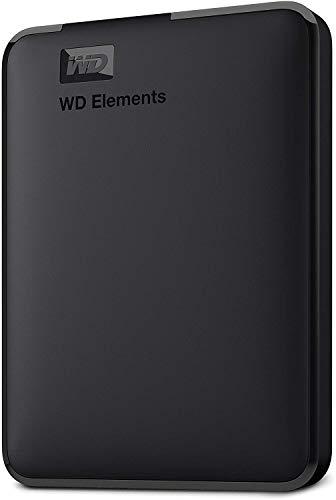 WD Elements Portable, externe Festplatte - 1 TB -...