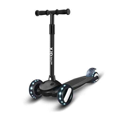 XJD Kinderscooter Kinderroller mit 3 LED Rädern...