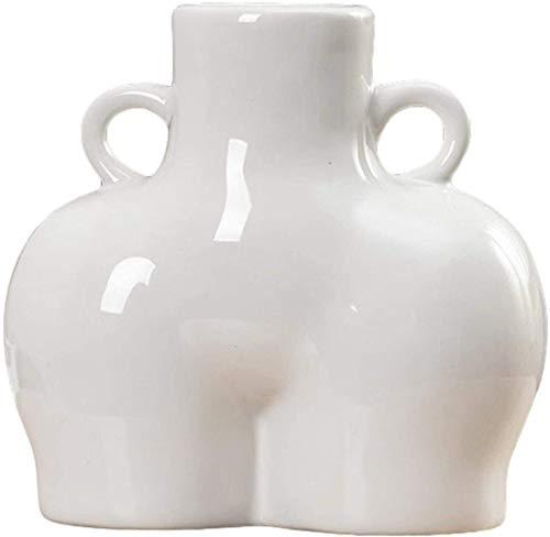 YANRUI Menschliche körper Blume vase Handwerk...