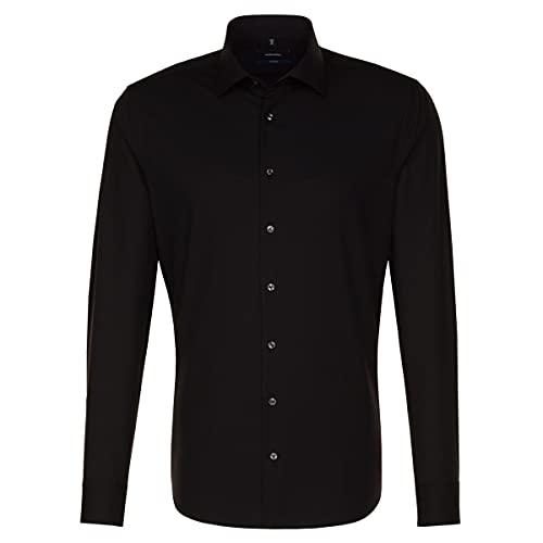 Seidensticker Herren Tailored Fit Business Hemd,...