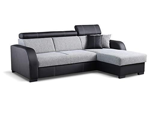 Couch mit Schlaffunktion Eckcouch Ecksofa...