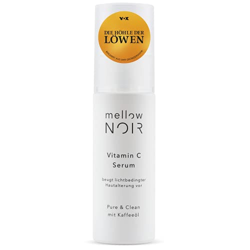 mellow NOIR Vitamin C Serum   beugt lichtbedingter...