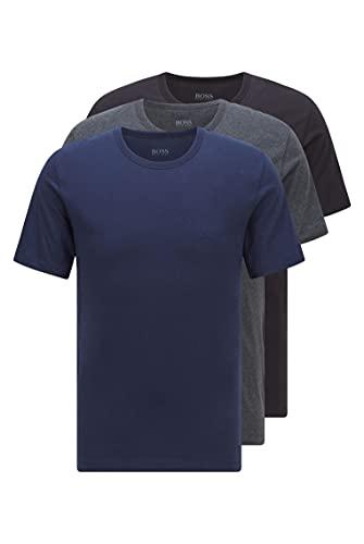 BOSS Herren T-Shirt RN 3P CO T-Shirts aus...
