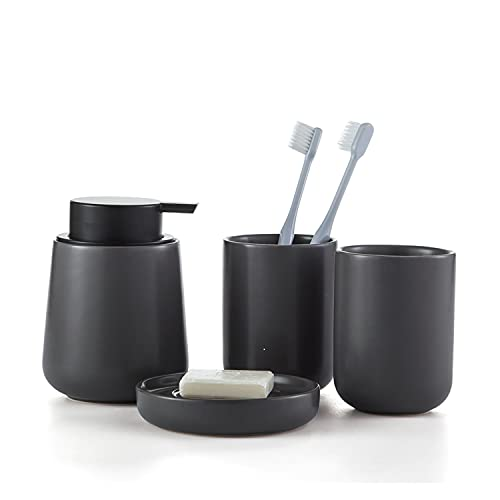 seifenspender set-Keramik-Badezimmer-Zubehör-Set,...
