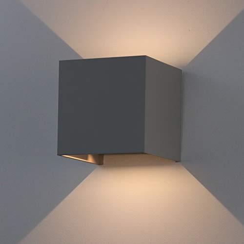 K-Bright 7W LED Wandleuchte Draussen/Innen,IP65,...