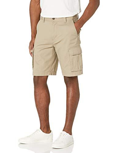 Amazon Essentials Classic-fit Cargo Shorts, Dark...