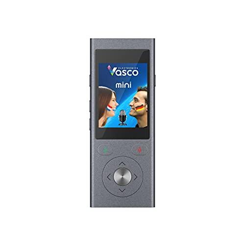 Vasco Mini 2: Sprachübersetzer für 50+ Sprachen,...
