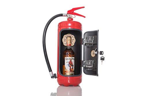 Die Minibar für alle Feuerwehrler/Unerlässliches...