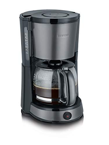 SEVERIN KA 9543 Kaffeemaschine (Für gemahlenen...