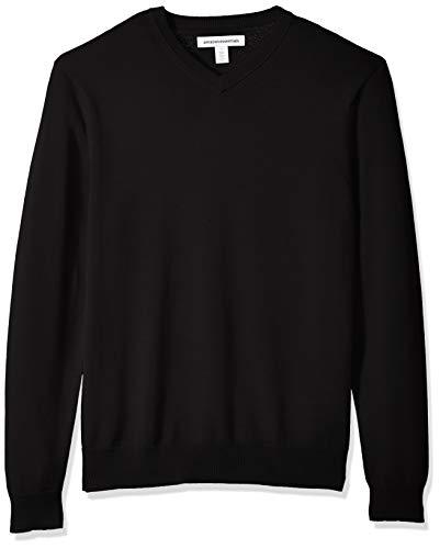 Amazon Essentials Herren V-neck Sweater Pullover,...