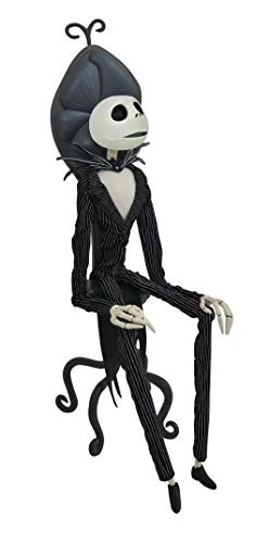 Nightmare Before Christmas Jack in Chair Coffin...