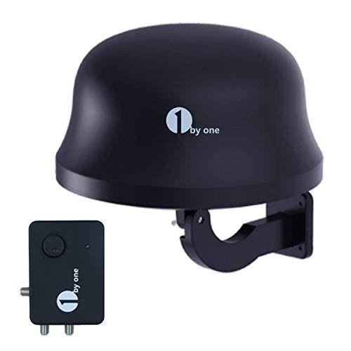 1byone 32db DVB-T/ T2 Antenne Digitale...
