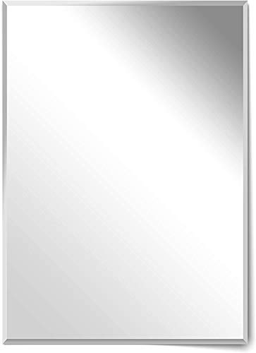 Homestyle Rahmenloser Facettenspiegel 50 x 70 cm...