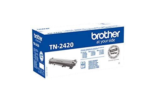 Brother TN-2420 Tonerkartusche (für Brother...