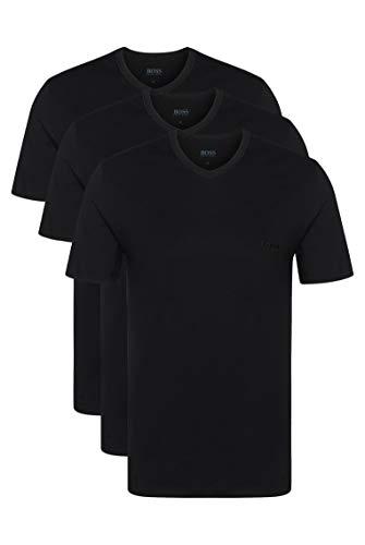 BOSS Herren T-Shirt VN 3P CO Dreier-Pack T-Shirts...