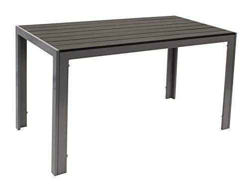 Gartentisch Sorano 70x125cm rechteckig, Gestell...