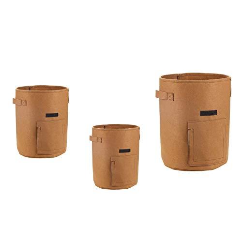 CCCMS Garten Grow Bags 10 Gallonen...