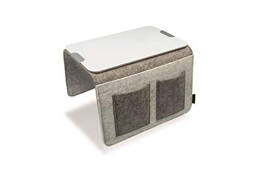 Sofa Butler Carry mit 4 Taschen und Ablageplatte...