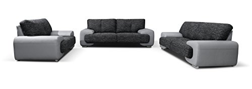 mb-moebel Polstergarnitur Sofa Set 3er & 2er &...