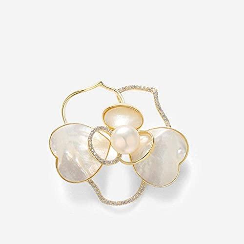 Broschen/Brosche Pins Pearl Corsage Weibliche...