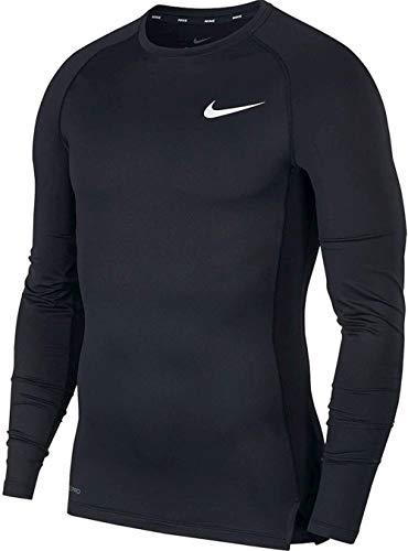 Nike Herren Pro Cool Kompressionsshirt Langarm,...