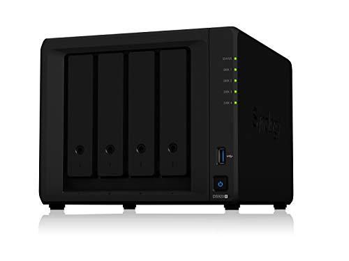 Synology DS920+ 4 Bay Desktop NAS Gehäuse