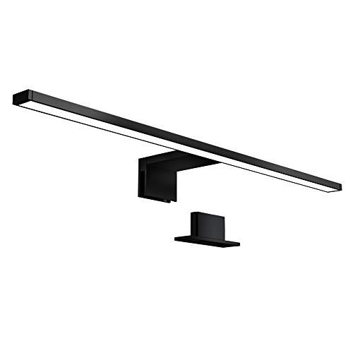 B.K.Licht LED Spiegellampe I 60 cm breit I 8 W I...