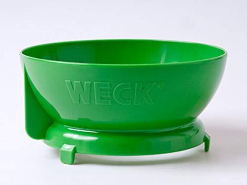 Weck Einfülltrichter Kunststoff, Grün, 15.4 x...