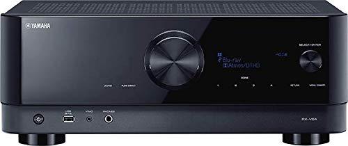 Yamaha AV-Receiver RX-V6A schwarz –...