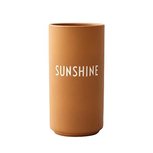 Design Letters Lieblingsvase, Sunshine...