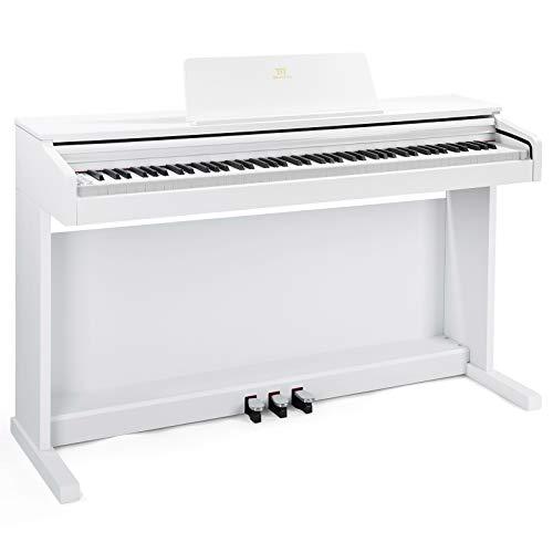 MUSTAR E-Piano 88 Tasten, Digital Piano, E-Klavier...