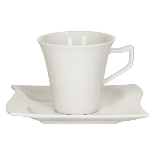 Van Well 2tlg.-Set Kaffeetasse Harmony 200 ml +...