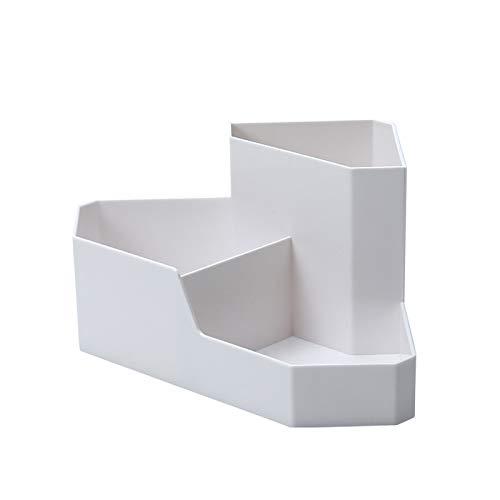 Kunststoff Make-Up Organizer Box, Desktop-Ecke...