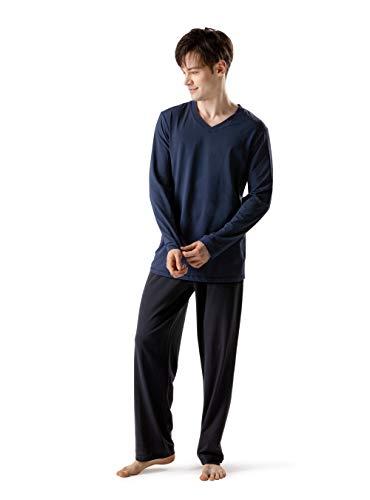 DAVID ARCHY Herren Baumwolle Schlafanzug...